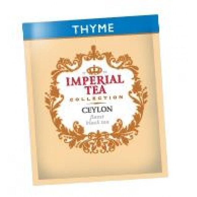 "Imperial Tea Collection ""Цейлонский с чабрецом"",  500 пак."