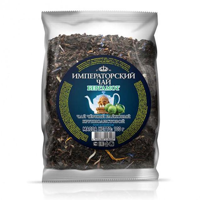 """Императорский чай """"Бергамот"""". 100 г."""