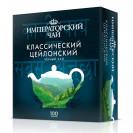 """Императорский чай """"Классический цейлонский"""". 100 пак."""