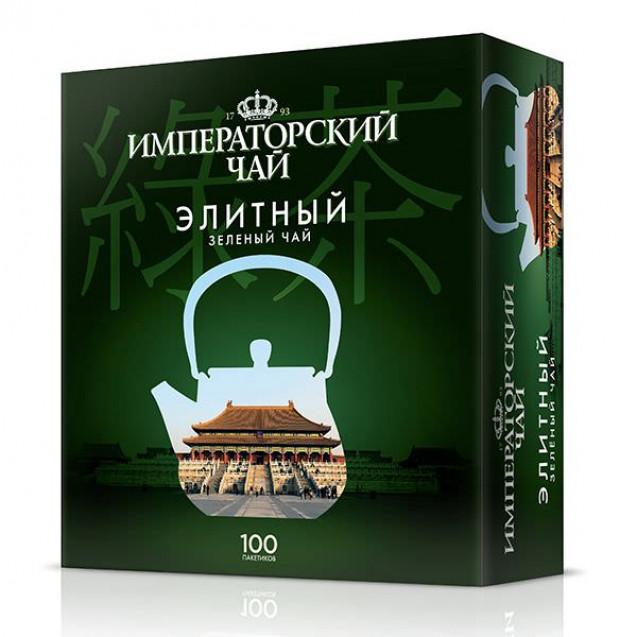 """Императорский чай """"Элитный"""", 100 пак."""