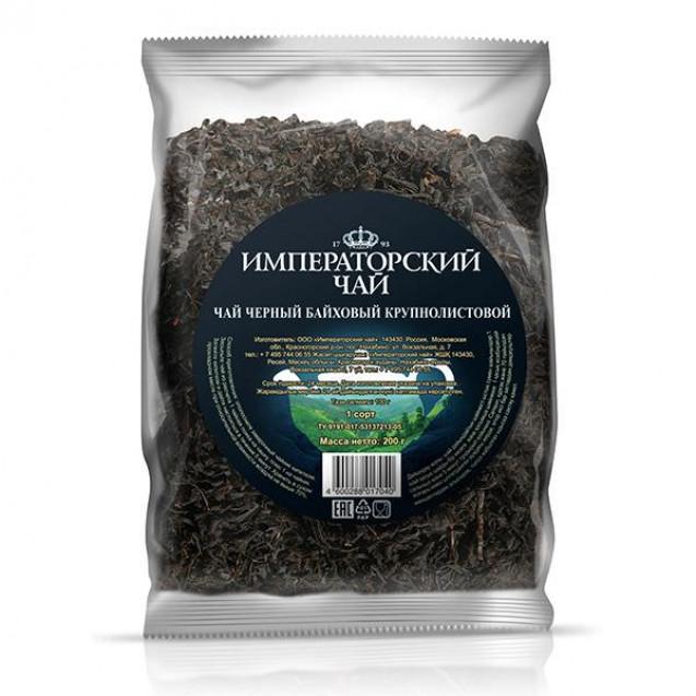 """Императорский чай """"Классический байховый"""". 200 г."""