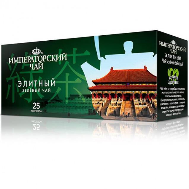 """Императорский чай """"Элитный"""", 25 пак."""