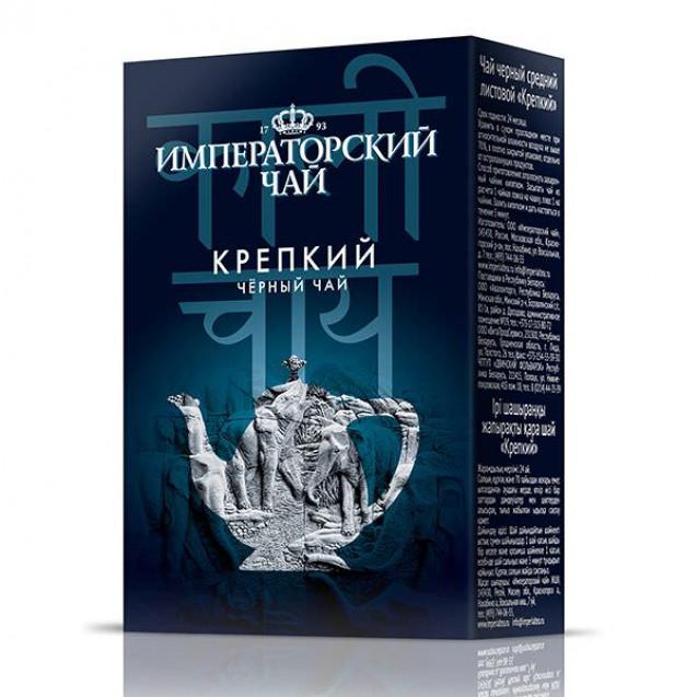 """Императорский чай """"Крепкий"""", 80 г."""