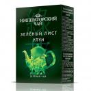 """Императорский чай """"Зеленый лист"""". 80 г."""