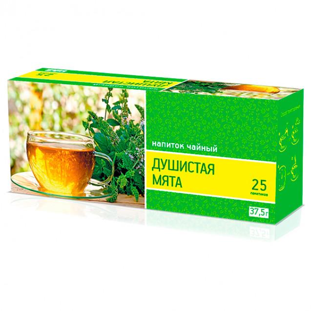 """Императорский чай """"Душистая мята"""". 25 пак."""