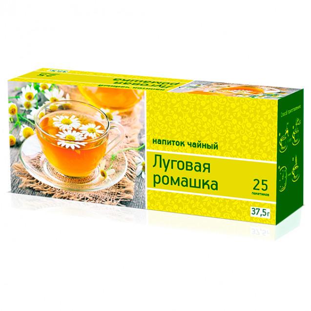 """Императорский чай """"Луговая ромашка"""". 25 пак."""