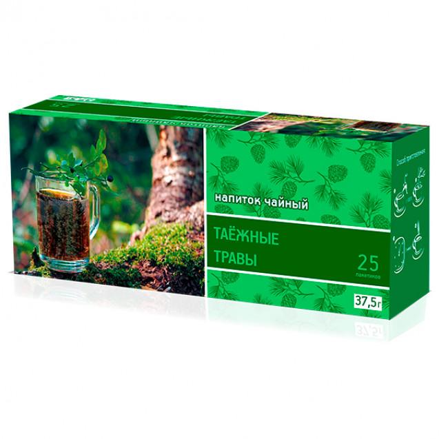 """Императорский чай """"Таежные травы"""". 25 пак."""