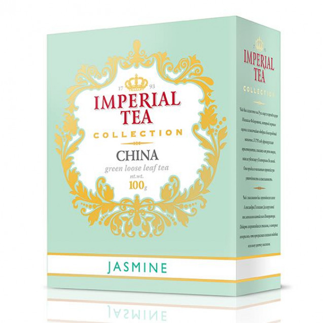 "Imperial Tea Collection ""Жасмин"". 100 г."