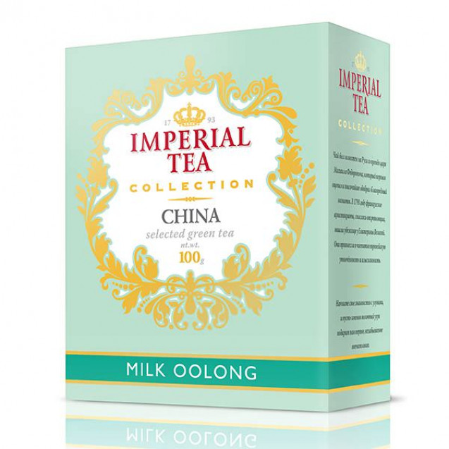 "Imperial Tea Collection ""Молочный Улун"", 100 г."