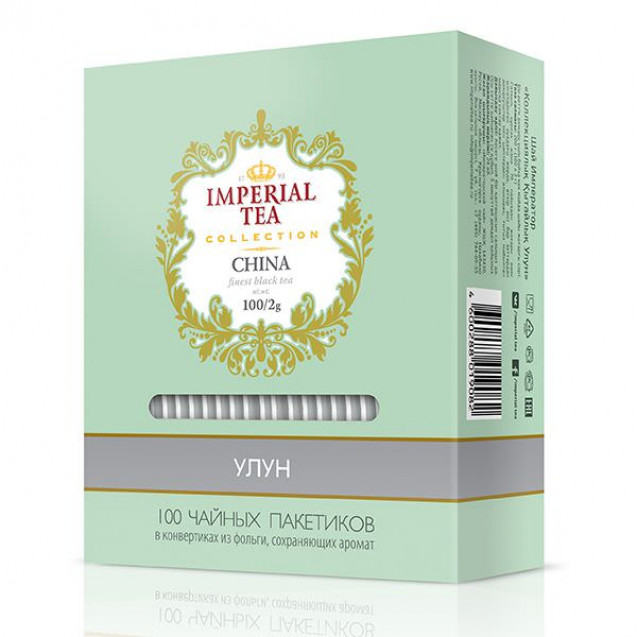 "Imperial Tea Collection ""Улун"", 100 пак."