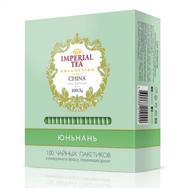 "Imperial Tea Collection ""Юньнань"", 100 пак."