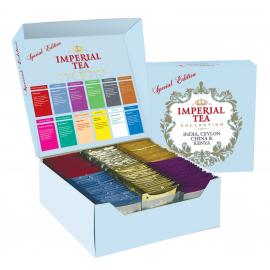 Собери коробку, 6 видов чая - 120 пакетиков.