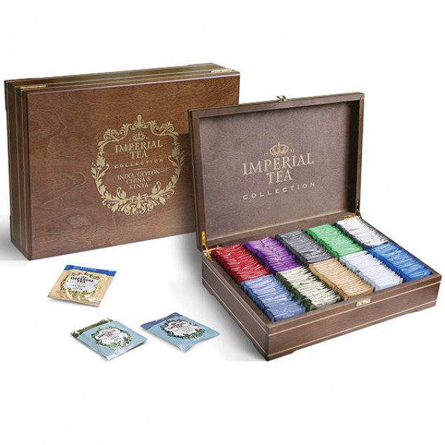 "Imperial Tea Collection ""Эксклюзивный набор"", 250 пак."