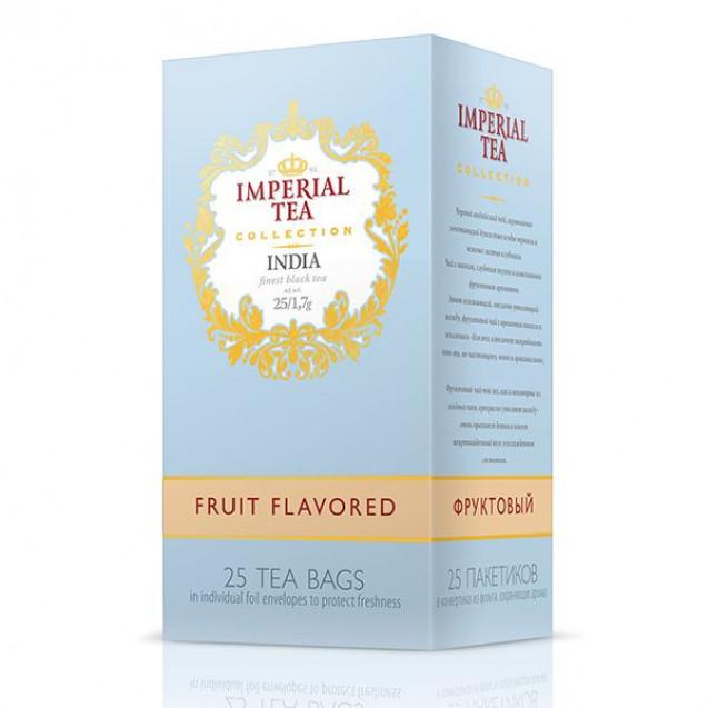 """Imperial Tea Collection """"Фруктовый"""", 25 пакетиков"""