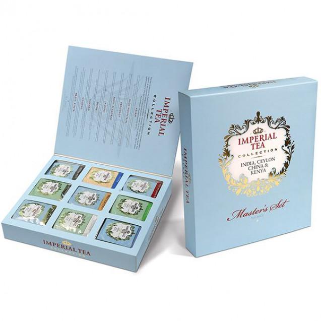 "Imperial Tea Collection ""Master's Set"" 90 пакетиков"