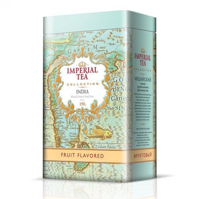 "Imperial Tea Collection ""Фруктовый"", 150 г. Ж/б."
