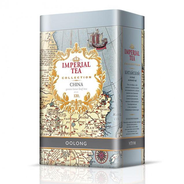 "Imperial Tea Collection ""Улун"", 120 г. Ж/б."