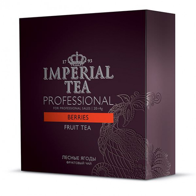 "Imperial Tea Professional ""Лесные ягоды"" 20 пак."