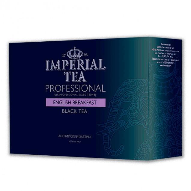 "Imperial Tea Professional  ""Английский завтрак"", 20 пакетиков"
