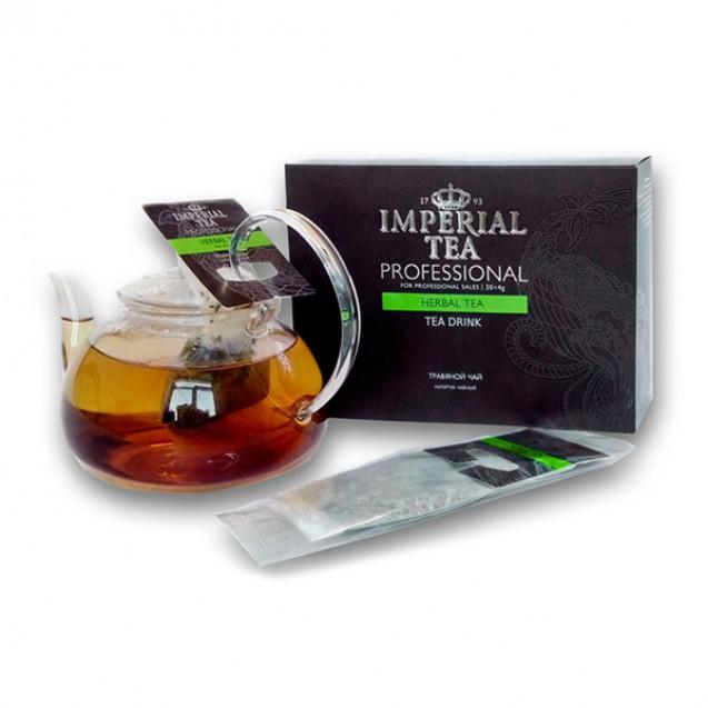 "Imperial Tea Professional  ""Травяной"", 20 пакетиков"