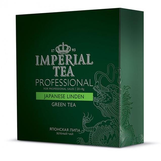 """Imperial Tea Professional """"Японская липа"""", 20 пакетиков"""