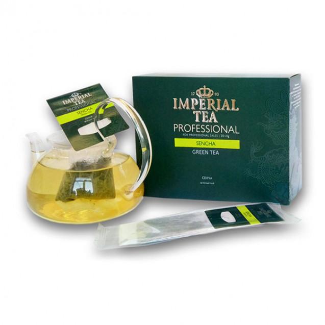"Imperial Tea Professional  ""Сенча"", 20 пакетиков"