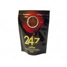 """Кофе """"24/7"""" растворимый гранулированный 75 г."""