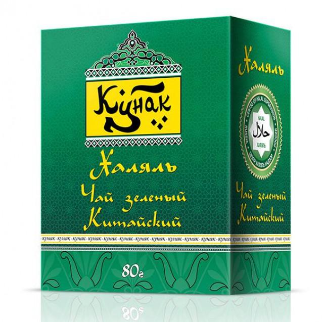 Зелёный, крупнолистовой  80 г.
