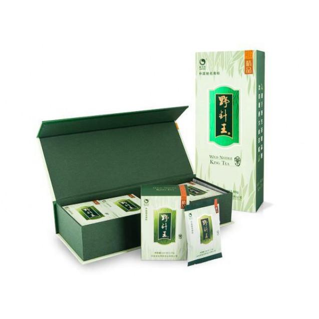Подарочный набор, «Wild Needle King» , чай зеленый, 4х5 саше, 80г