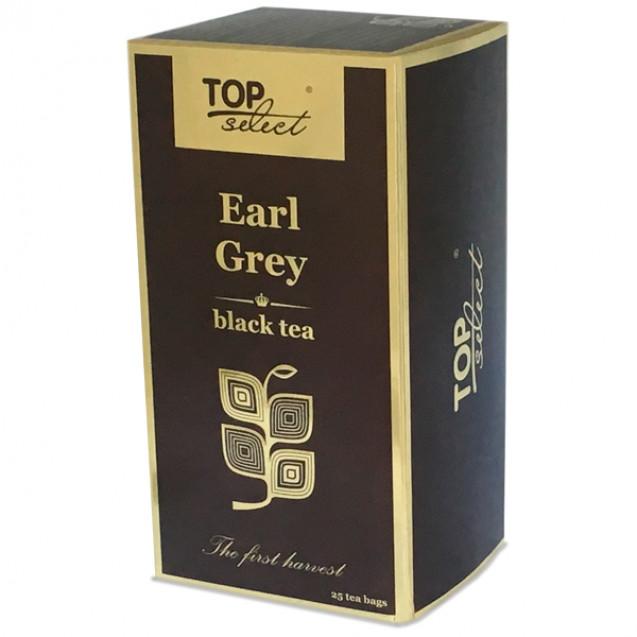 """Top Select """"Earl Grey"""", 25 пакетиков"""