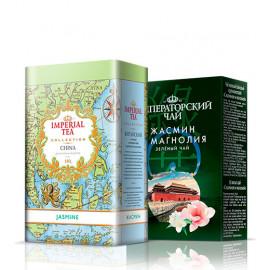 Китайский чай с жасмином